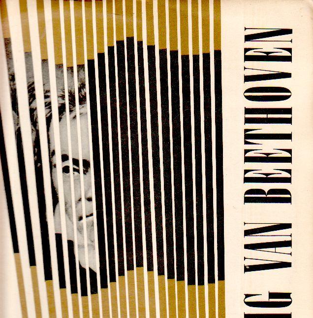 LP Ludwig van Beethoven, koncert č.1 C dur, 1964, DV 6141