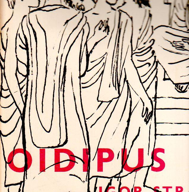 LP Igor Stravinský, Oidipus Rex, , Karel Ančerl, 1966, DV 6220