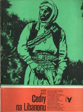 Cedry na Libanonu / Alois Musil, 1968, Karavana