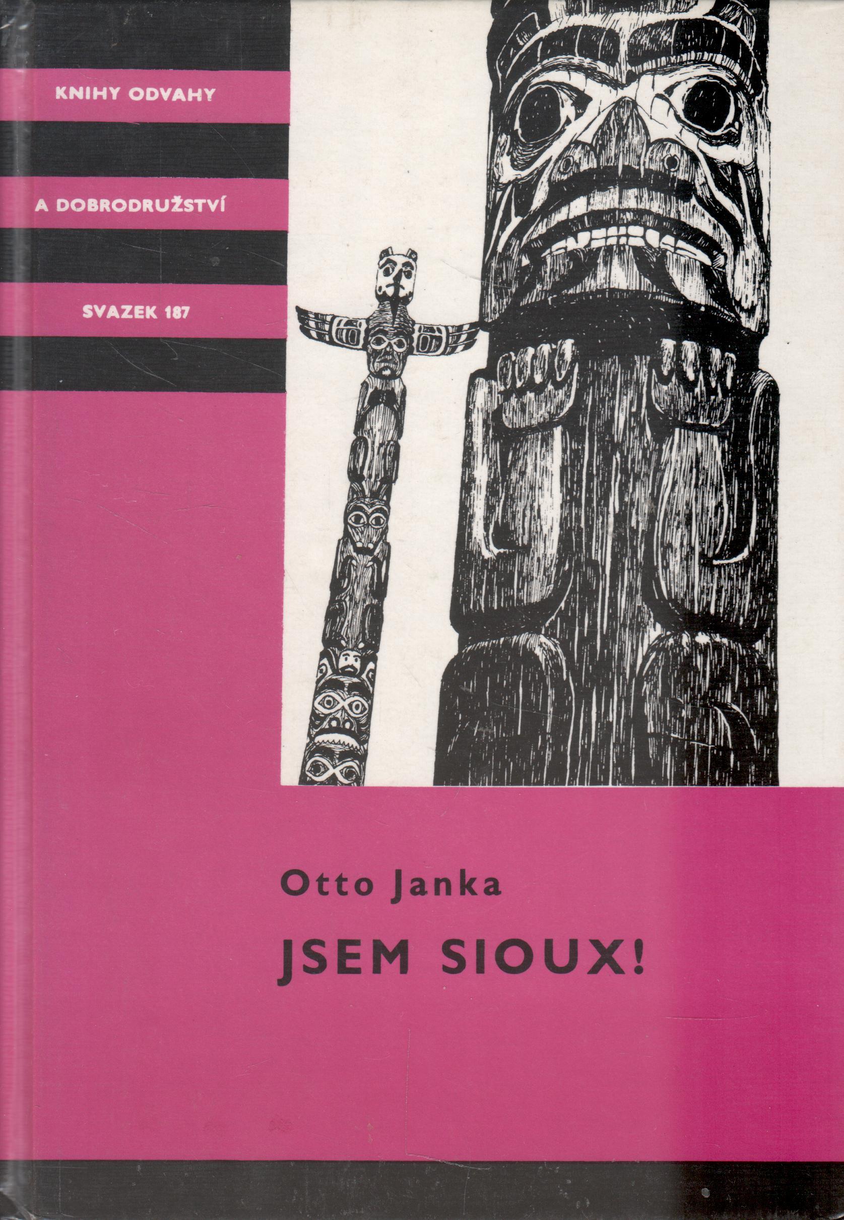 KOD sv. 187 Jsem Sioux! / Otto Janka, 1990