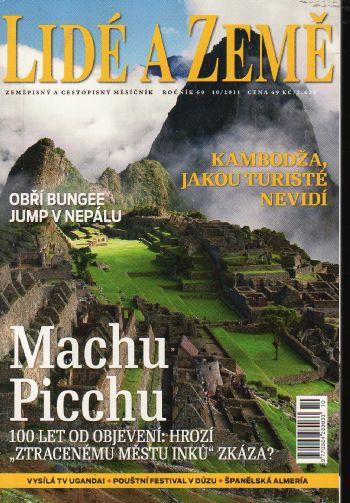 Lidé a Země, ročník 60, 2011, 10 čísel - 11, 12