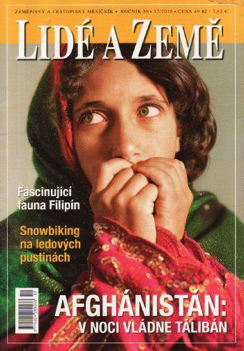 12/2010 Lidé a Země, zeměpisný a cestopisný měsíčník