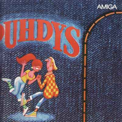 LP Puhdys - Rockn´Roll Music, 1979