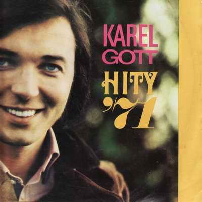 LP Karel Gott - Hity ´71