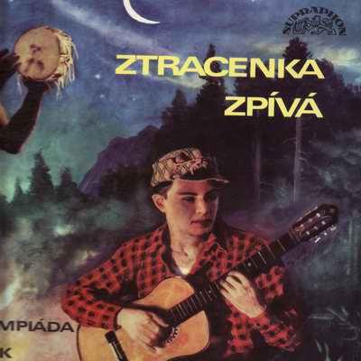 LP Ztracenka zpívá - Jarda Mottl