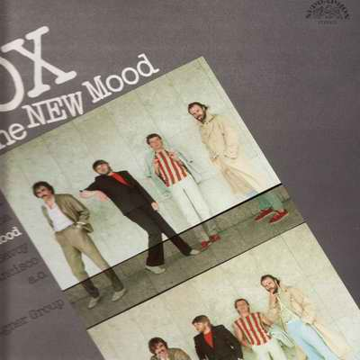 LP VOX - In the new mood - Karel Vágner Group