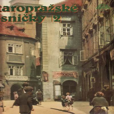 LP Staropražské písničky č. 2