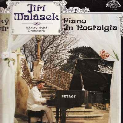 LP Nostalgický klavír - Jiří Malásek