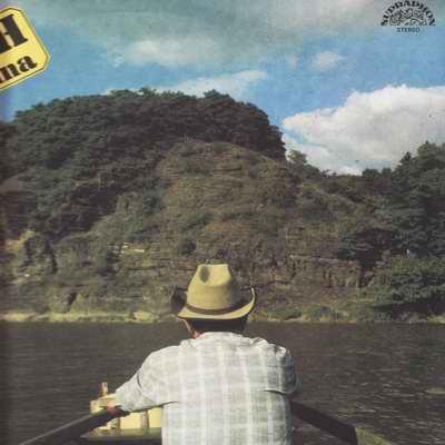 LP Potlach v údolí Kazína 1989