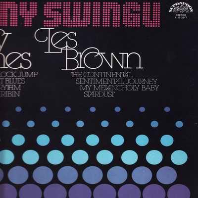LP Ozvěny swingu - Harry James, Les Brown 1981