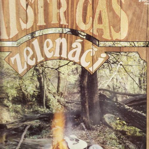 LP Zelenáči - Mistr Čas - 1985