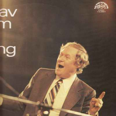 LP Gustav Brom hraje Swing 1978
