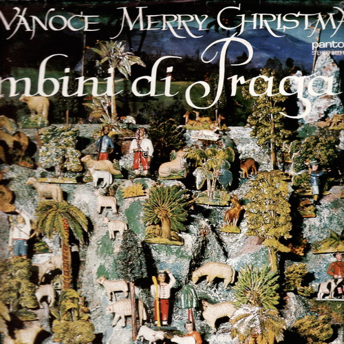 LP Veselé Vánoce - Bambini di Praga