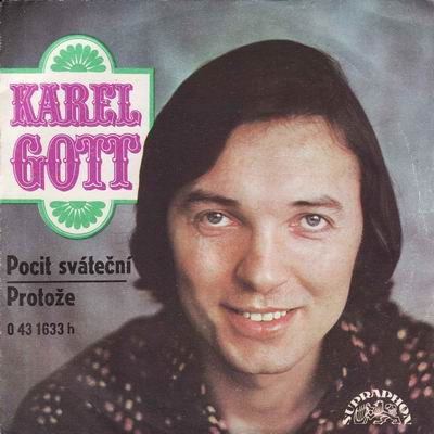 SP Karel Gott 1974, sbor Lubomíra Pánka
