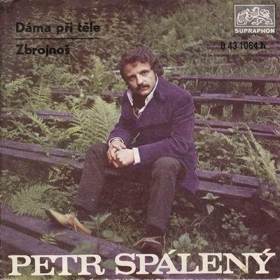 SP Petr Spálený - 1970