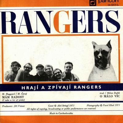 SP Rangers - 1971, Mám radust, O málo víc
