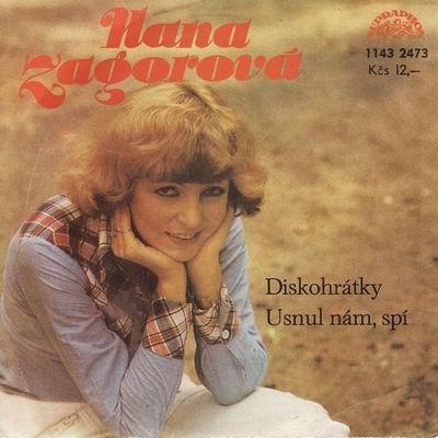 Hana Zagorová - 1981