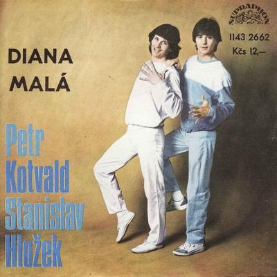 SP Petr Kotvald a Stanislav Hložek - 1982