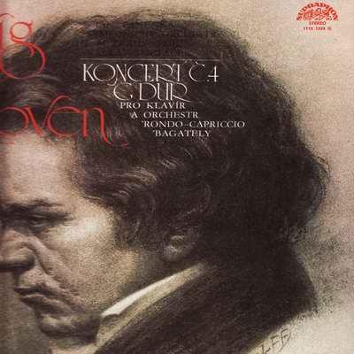 LP Ludwig van Beethoven - koncert č.4 G dur