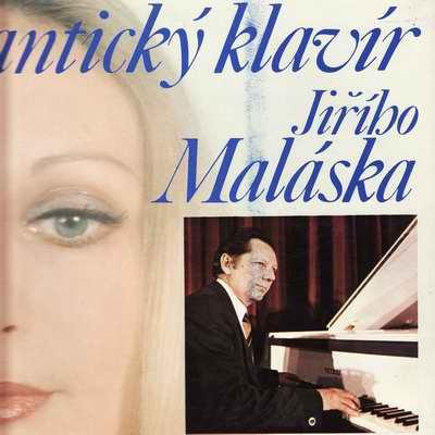 LP Romantický klavír Jiřího Maláska, 1974