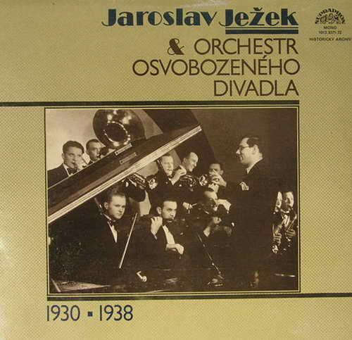 LP 2album, Jaroslav Ježek a orchestr Osvobozeného divadla