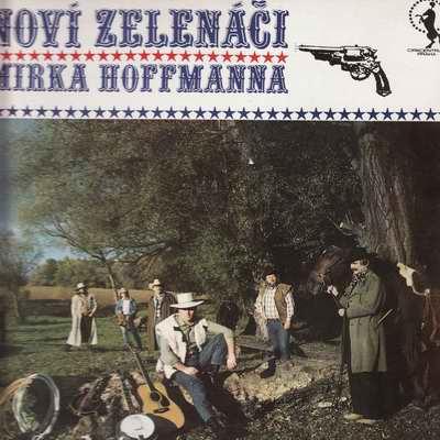 LP Noví Zelenáči Mirka Hoffmanna - 1990