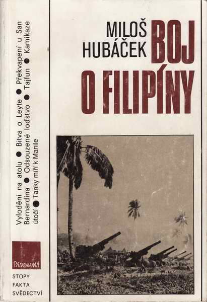Boje o Filipíny / Miloš Hubáček