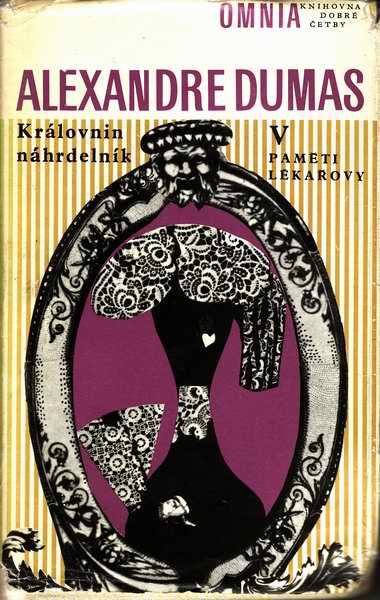 Královnin náhrdelník - paměti lékařovy V / Alexandr Dumas