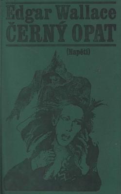 Černý opat / Edgar Wallace