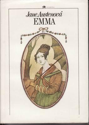 Emma / Jane Austenová, ilustrace Adolf Born