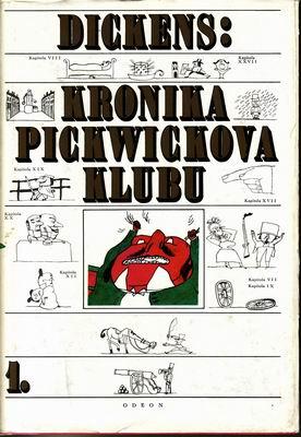 Kronika Pickwickova klubu I. / Charles Dickens