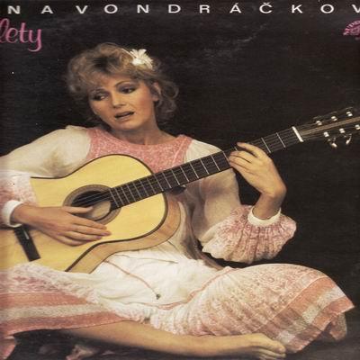 LP Přelety / Helena Vondráčková - 1982, 2album