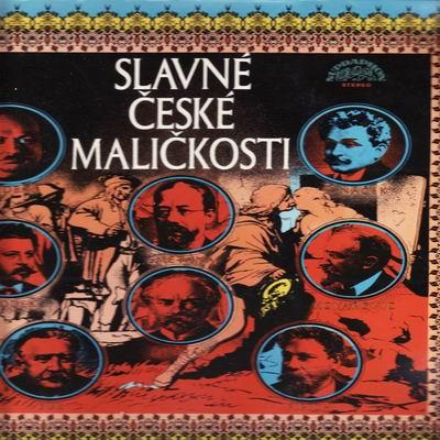 LP Slavné české maličkosti / symfonický orchestr FOK