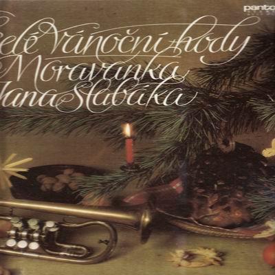 LP Veselé Vánoční hody / Moravanka Jana Slabáka
