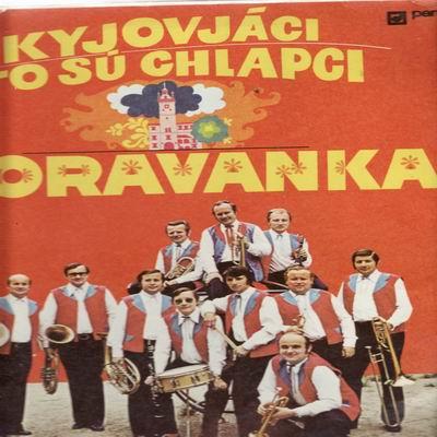 LP Kyjovjáci to sú chlapci / Moravanka