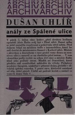 Anály ze Spálené ulice / Dušan Uhlíř