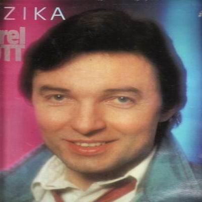 LP Karel Gott / Muzika - 1985