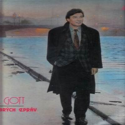 LP Karel Gott / Posel dobrých zpráv - 1987