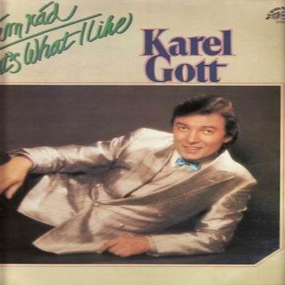 LP Karel Gott / a to mám rád - 1983
