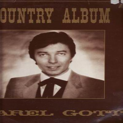 LP Karel Gott / Country album - 1981
