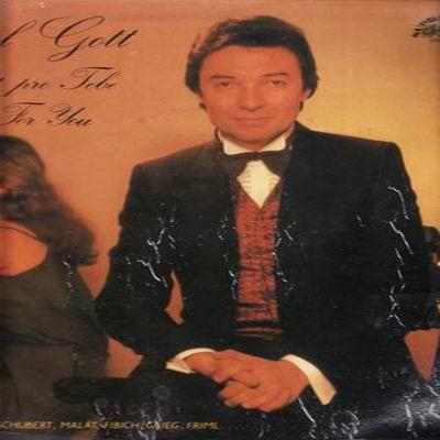 LP Karel Gott / Koncert pro Tebe