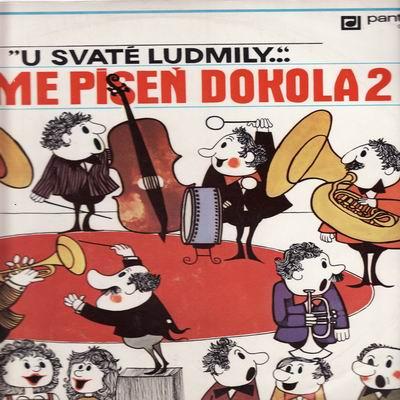 LP Pějme píseň dokola 2. / Břevnovanka, 1971