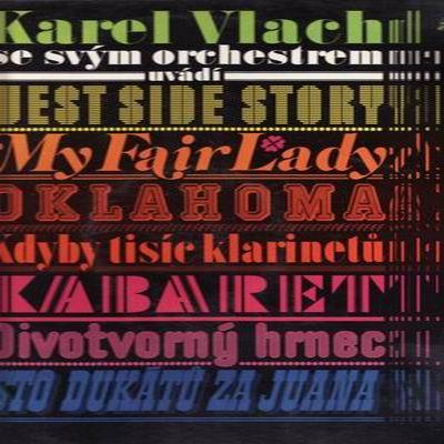LP Karel Vlach se svým orchestrem , 1979