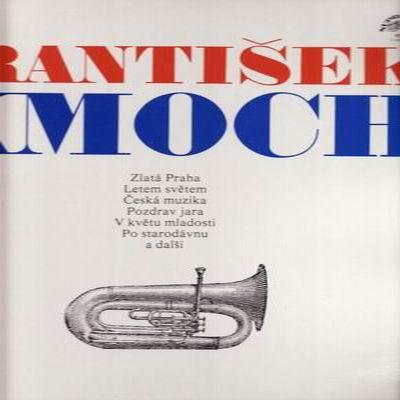 LP František Kmoch / Posádková hudba Praha, 1978