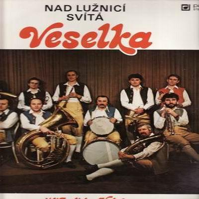 LP Nad Lužnicá svítá / Veselka, řídí Ladislav Kubeš, 1985