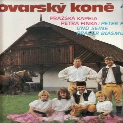 LP Pivovarský koně / Pražská kapela Petra Finka, 1990