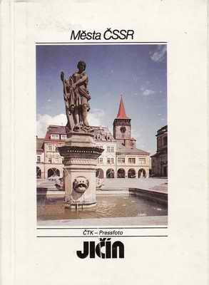 Jičín - malý průvodce / PhDr. Eva a Karol Bílkovi, 1988