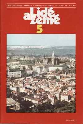 Lidé a Země / Celý ročník 1985, 12 čísel + ročenka