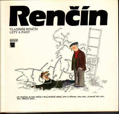 Renčín - Lety a pády / Vladimír Renčín, 1986