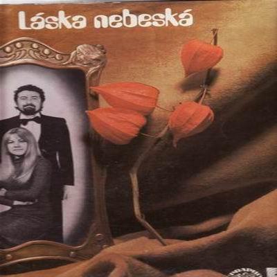 LP Láska nebeská / Eva Pilarová, Waldemar Matuška, 1973